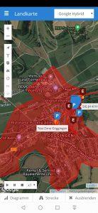 Geofencing - Google Hybrid